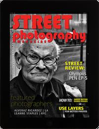 Street Photography Magazine Issue 3