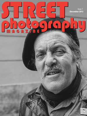 Street Photography Magazine Issue 7 Cover