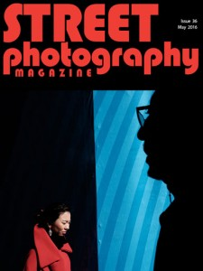 Street Photography Magazine Issue 36 Cover