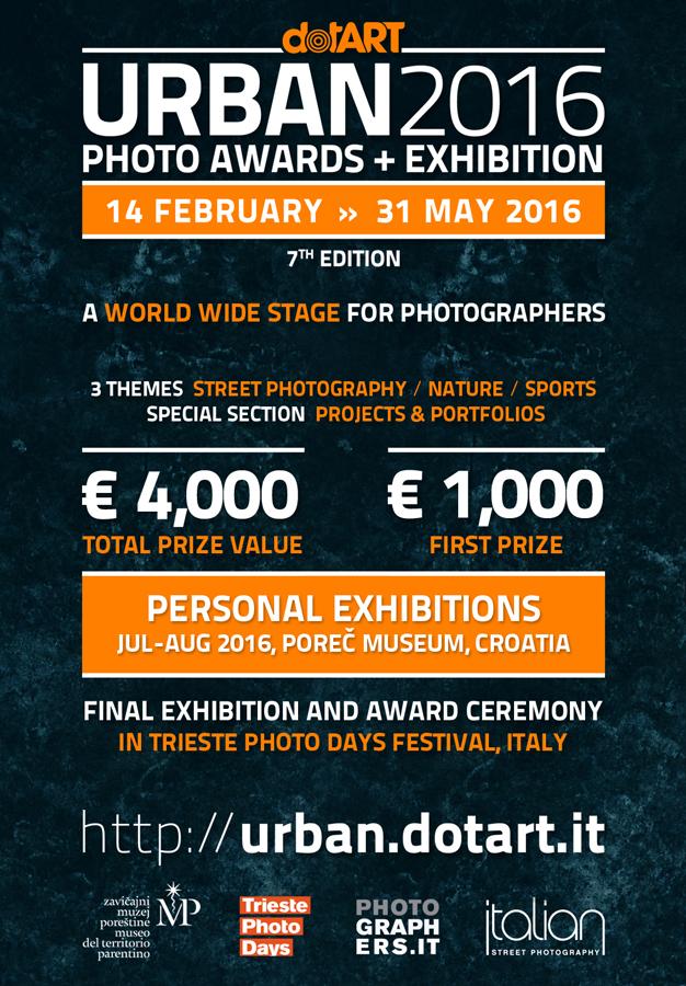 Urban 2016 Photo Awards