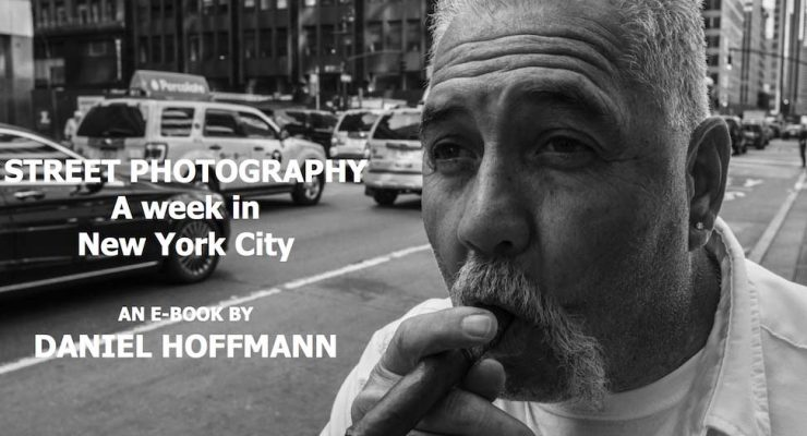 book cover - Street Photography - A Day in New York