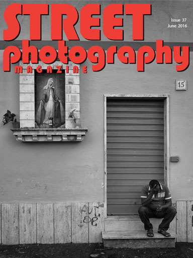 Street Photography Magazine Issue 37 Cover