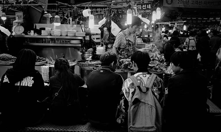 Gwangjang Markets