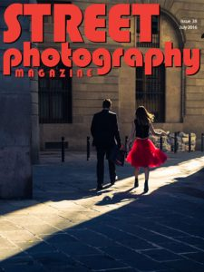 Street Photography Magazine Issue 38 Cover