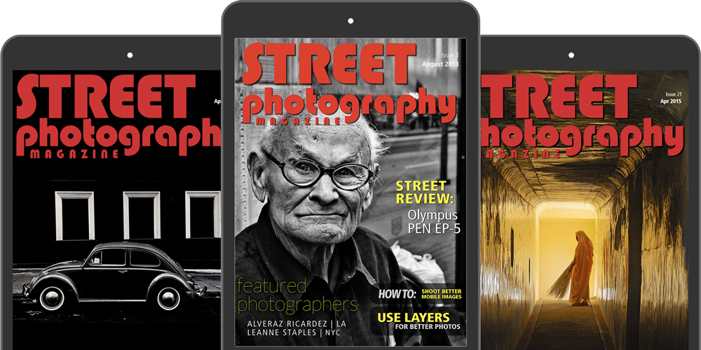 street magazine with bob patterson