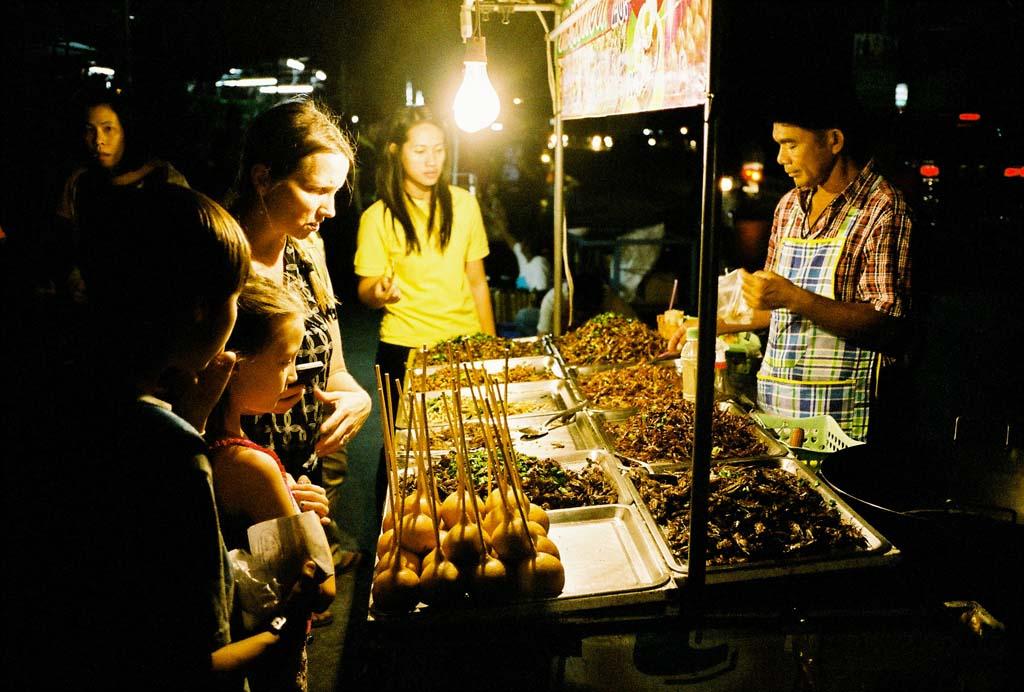 Ayutthaya, Thailand 2014 Kodak Portra 400