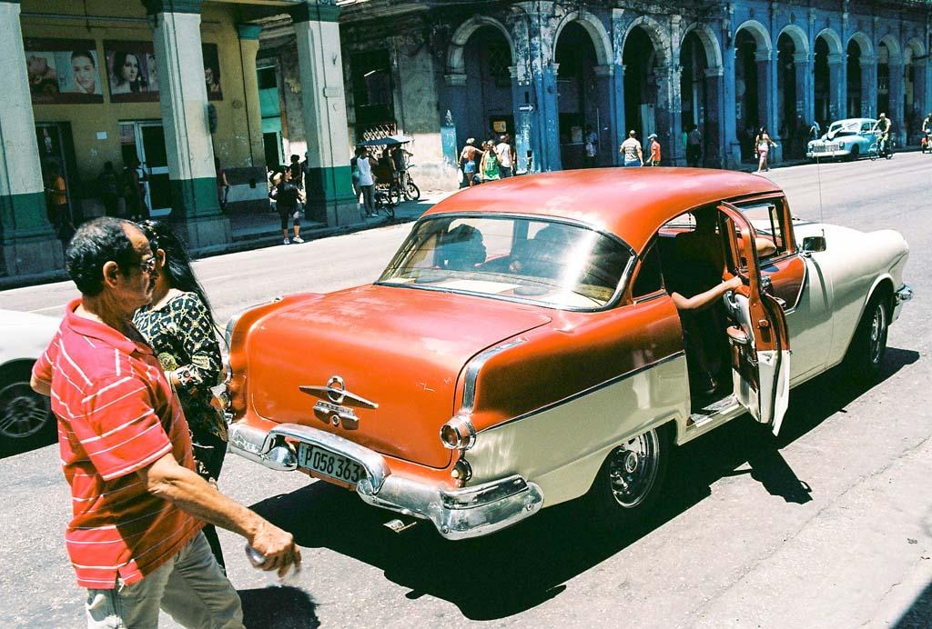 Havana, Cuba 2015 Kodak Ektar 100