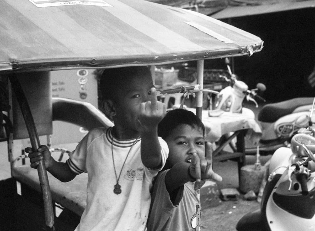 Krabi, Thailand 2014 Kodak Tri-X