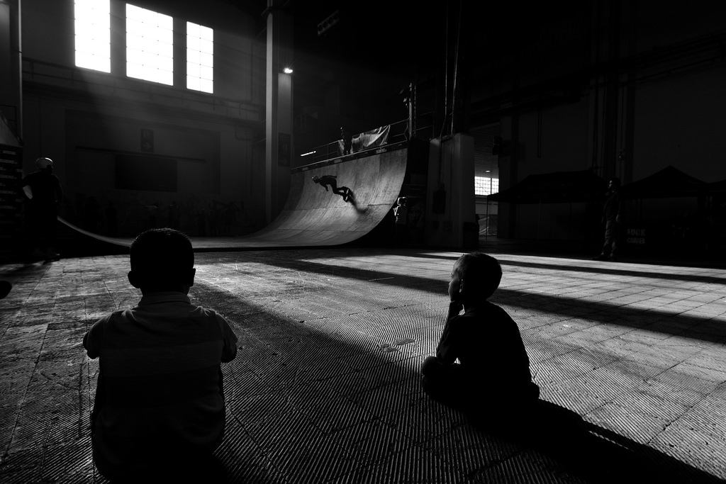 Featured Street Photographer of the Week: Sergi Escribano