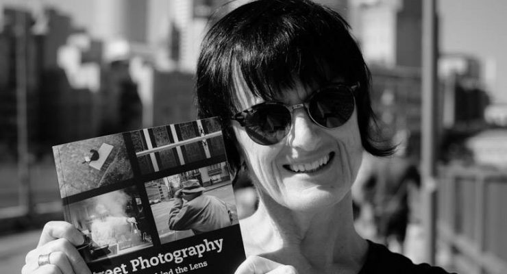 Valerie Jardin discusses her new street photography book