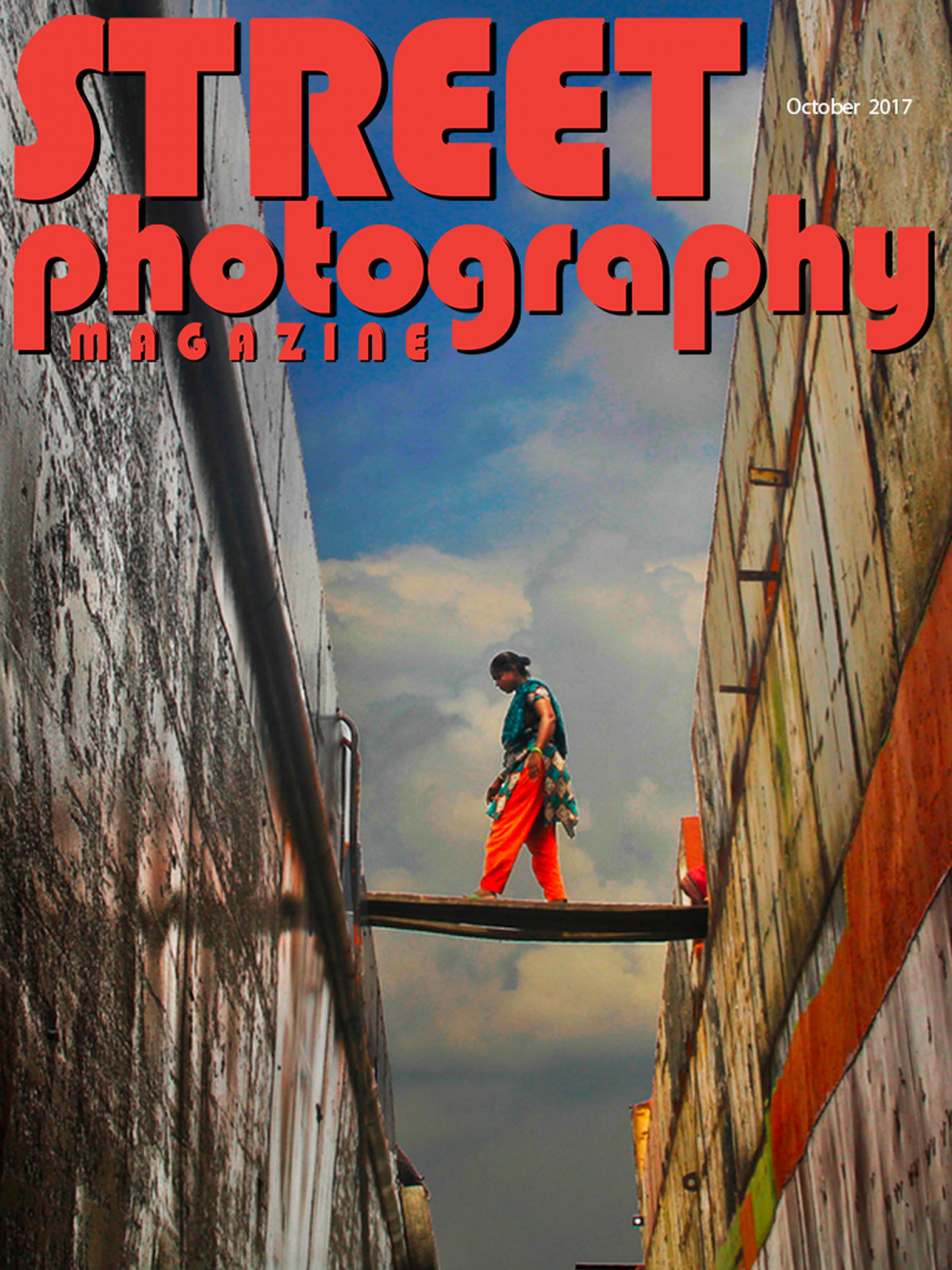 The October issue of Street Photography Magazine is here