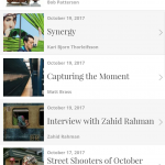 Meet the Street Photography Magazine Android App