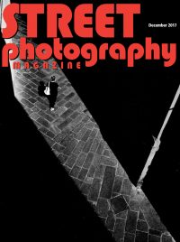 Street Photography Magazine December 2017 Cover
