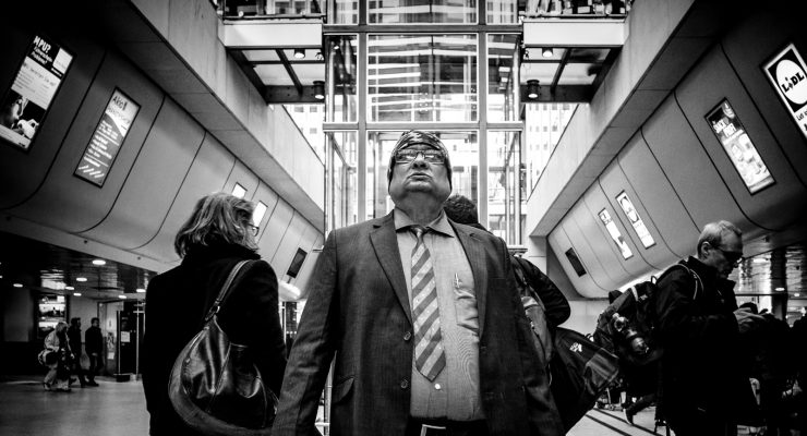 Featured Street Photographer of the Week: Mister G.C.