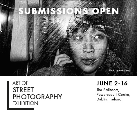 The Art of Street Photography Exhibition is Accepting Submissions