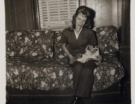 A Box of 10 Photographs: Diane Arbus at the Smithsonian