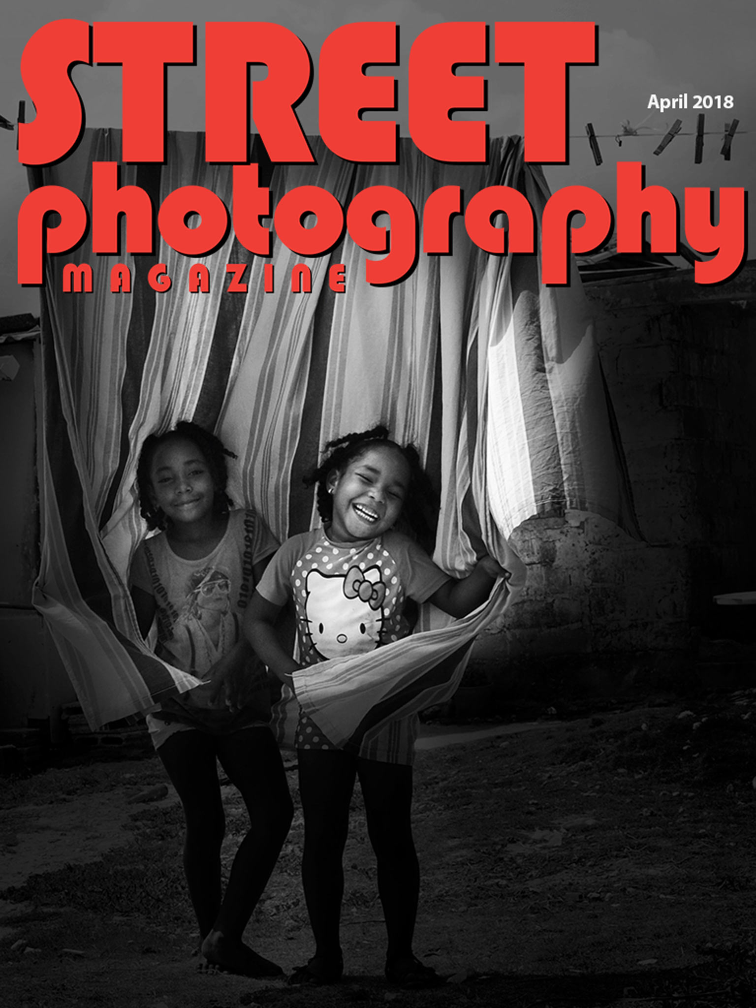The April Issue of Street Photography Magazine is now Available