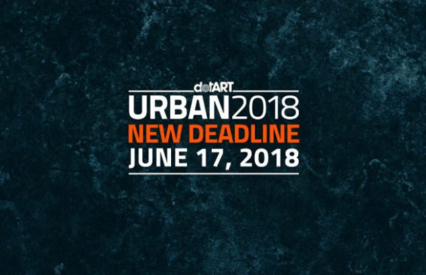 New Deadline for URBAN 2018 Photo Awards