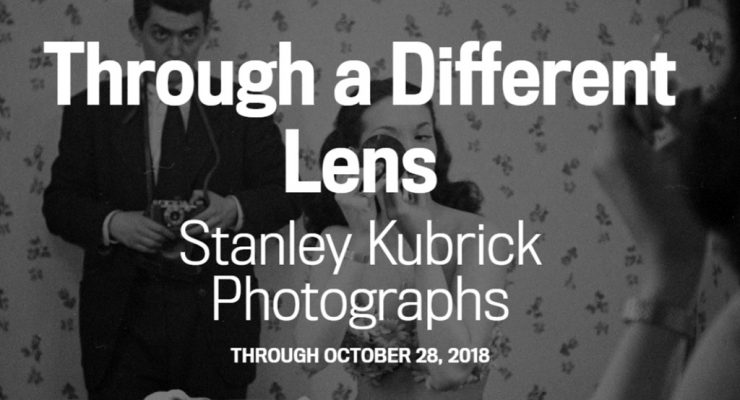 Through a Different Lens: A Stanley Kubrick Exhibit