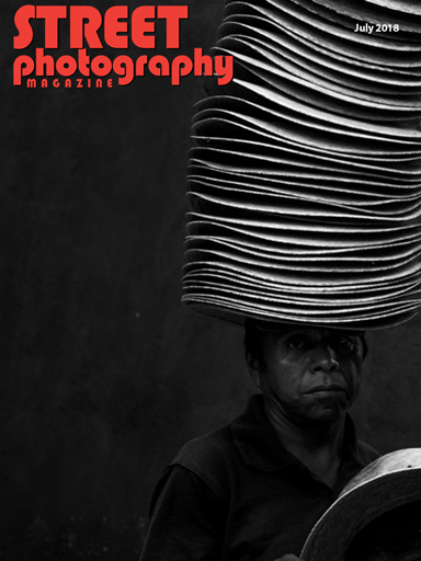 The July 2018 Issue of Street Photography Magazine is now available!