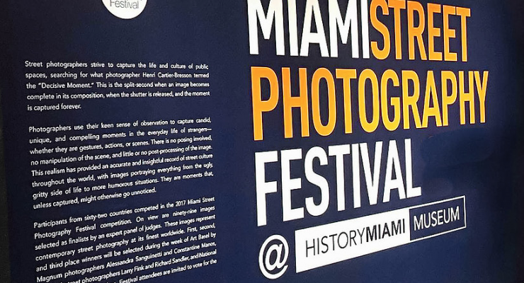MIami Street Photography Festival with Juan Reyes and Veronica Valle