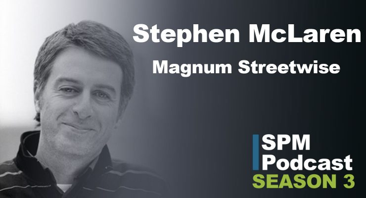 Stephon McLaren editor Magnum Streetwise