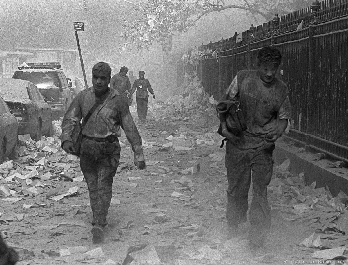September 11, 2001 terrorst attack