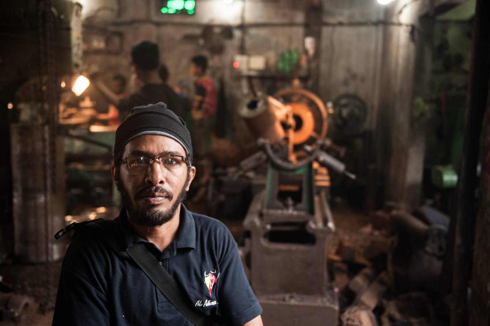 Saiful Amin Kazal
