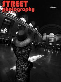 Street Photography Magazine January 2021 Cover