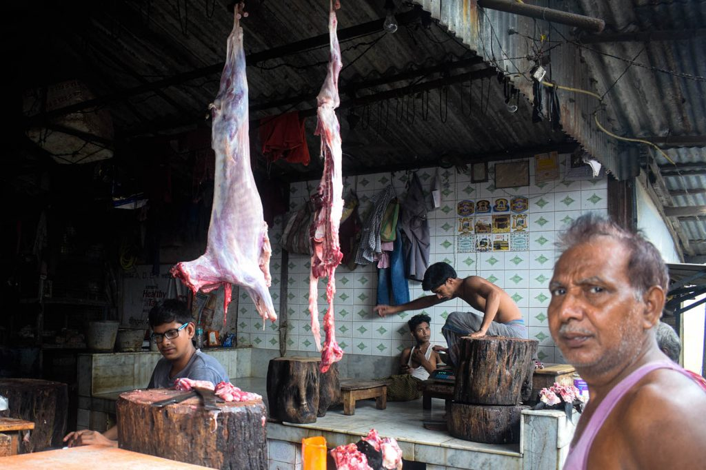 Ribhu Chatterjee discovers the charming side of a local bazaar.